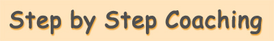 Step By Step Coaching Logo